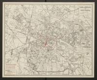 [1932] Plan von Breslau und nächste Umgebung