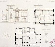 Architektonisches Skizzenbuch, 1874, Heft (IV) CXXVII, Blatt 3