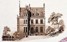 Architektonisches Skizzenbuch, 1874, Heft (V) CXXVIII, Blatt 6