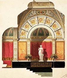 Architektonisches Skizzenbuch, 1874, Heft (VI) CXXIX, Blatt 1