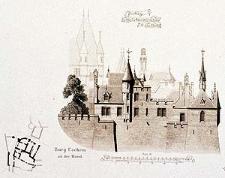 Architektonisches Skizzenbuch, 1874, Heft (VI) CXXIX, Blatt 2