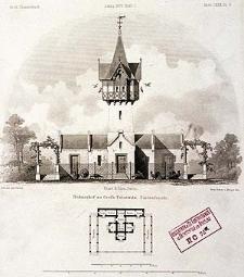 Architektonisches Skizzenbuch, 1875, Heft (I) CXXX, Blatt 5
