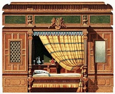 Architektonisches Skizzenbuch, 1876, Heft (I) CXXXVI, Blatt 1