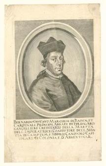 [Baden-Durlach, Bernhard Gustav von]