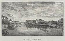 La Cité et le Pont-Neuf, ryc. VIII