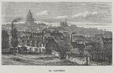 Le Panthéon, ryc. XIV