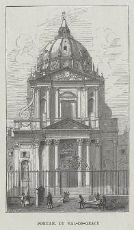 Portail du Val-de-Grâce, ryc. XVIII