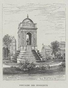 Fontaine des Innocents, ryc. XLI