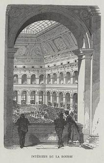 Intérieur de la Bourse, ryc. XLIII
