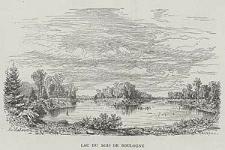 Lac du Bois de Boulogne, ryc. LXII