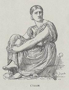 L'Iliade, ryc. LXXXII