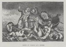 Dante et Virgile aux enfers, ryc. LXXXV