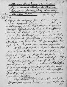 Sammlung Chronologischen Nachrichten, grösstenteils Grűnberg betreffende