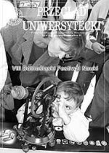 Przegląd Uniwersytecki (Wrocław) R.11 Nr 9 (114) wrzesień 2005