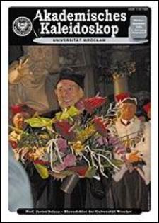 Akademisches Kaleidoskop Jg.1 Nr 4 Oktober-Dezember 2003