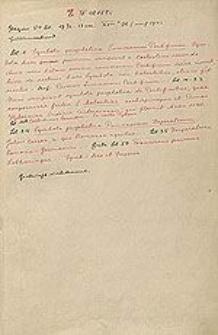 [Katalog rękopisów dawnej Biblioteki Uniwersyteckiej we Wrocławiu, t.22 (IV Q 151-268)]