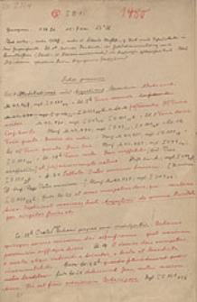 [Katalog rękopisów dawnej Biblioteki Uniwersyteckiej we Wrocławiu, t.26 (I D 1-42; IV D 3-8)]