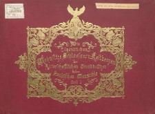 Ländlichen Wohnsitze, Schlösser und Residenzen der Ritterschaftlichen Grundbesitzer in der Preussischen Monarchie Bd. 1