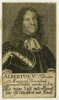 [Brandenburg-Anspach Albrecht V von]