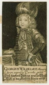 [Brandenburg - Bayreuth Georg Wilhelm von]