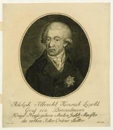 [Danckelmann Adolf Albrecht Heinrich Leopold]