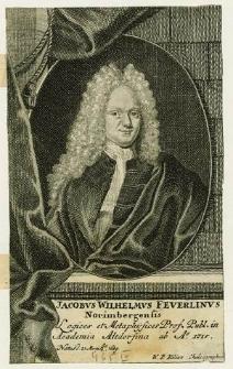 [Feuerlin Jakob Wilhelm]