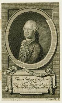 [Gebler Tobias Philipp Freiherr von]