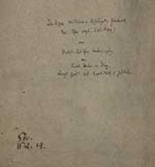 [Türkisches Militär-Löhnungs-Protokoll zu Ofen 1096 (1684) nebst deutscher Übersetzung Friedrich Heinrich von Diez]