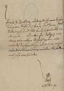 Bericht über die Stiftung des Jungfrauenklosters zum Hl. Grabe in der Priegnitz