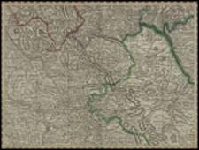 Topographisch-militarischer Atlas von [...] Schlesien [...] Sect. 16