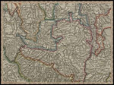 Topographisch-militarischer Atlas von [...] Schlesien [...] Sect. 17