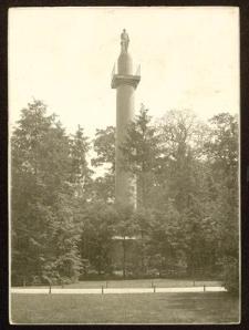 [Wrocław, Park Szczytnicki, kolumna Fryderyka Wilhelma II]