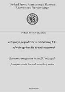Organizmy modyfikowane genetycznie na jednolitym rynku wewnętrznym - szanse i zagrożenia