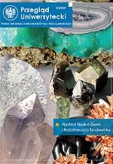 Przegląd Uniwersytecki (Wrocław) R.15 Nr 2 (155) luty 2009