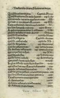 Ars notariatus.