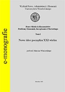 Imperfect Knowledge Economics – zapowiedź zmiany paradygmatu w ekonomii