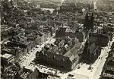 Panorama des Ringes bis Neumarkt u. darüber