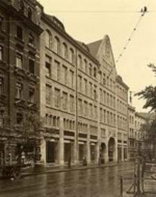 Fortbildungsschule an der Gartenstrasse