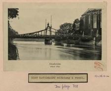 Dombrücke erbaut 1890