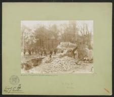 Abgebrochene Stadtmauer an der Liebigshöhe