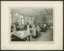 Klassengebäude der Pestalozzischen Kochschule
