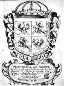 Regni Poloniae ius publicum / a Nicolao de Chwalkowo Chwalkowski [...] per alteram Editionem auctius exhibitum.