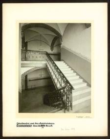Schulbauten auf den Gabitzäckern, Treppenhaus