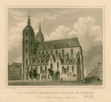 Die St. Maria-Magdalena-Kirche in Breslau