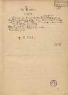 [Katalog rękopisów dawnej Biblioteki Miejskiej we Wrocławiu, t.6 (M 1000, 1003-1150)]