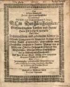 Leonum Confoederatio Oder Löwen Bündnüβ [...]