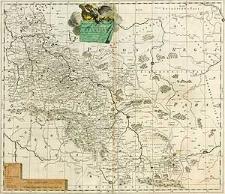 Mappa geographica exactissima, continens Imperatoris Haereditarium Dominium Silesiam, nec non eiusdem provincias interiores Ducatus, Comitatus, Baronatus etc. edente Petro Schenck