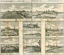 Scenographia urbium Silesiae