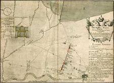 Grund-Riss und Ganze Gegend Des Kayserl. Feldt Lagers bey Oppeln in Ober Schlesien wie solches den 5. May A. 1733 unter Comando des General Feldt Wachtmeisters von Wuttgenau seinen Anfang genommen, und mit dessen Erlaubnis den 30. Juny darauf aufgenomen worden