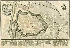 Plan der Stadt Neise gezeichnet von C. H. Königl. Pr. Ingenieur L.